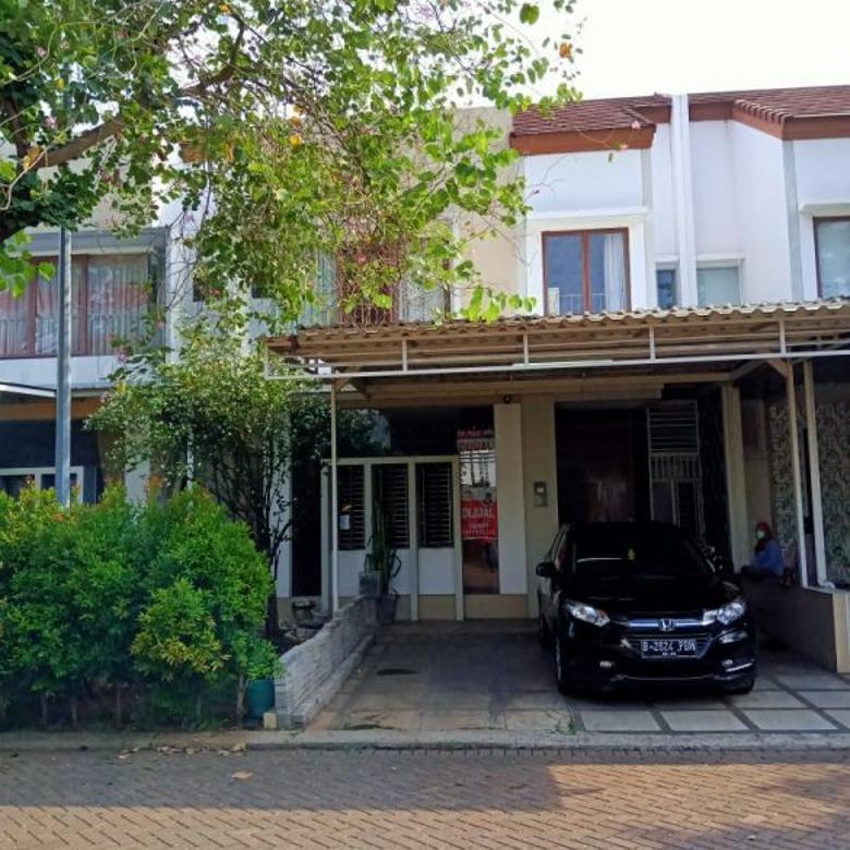 Rumah cantik di Jakarta Garden City Cluster Alamanda