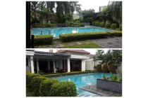Dijual Cepat Rumah Bagus Mewah swimming pool di Jati Padang Pejaten