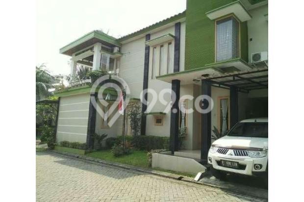 Rumah siap huni dekat rafless hills cibubur | 0 17794546
