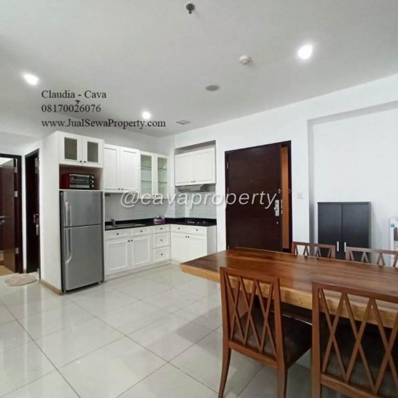 For Sale Apartment Gandaria Height Fully Furnished 2+1 BR