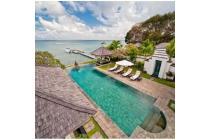 Dijual Villa Los Pantai Amazing View di Tanjung Benoa Nusa Dua Bali