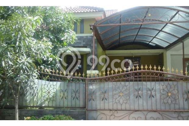 Dijual rumah nyaman besar di dalam komplek  gedebage 17307314