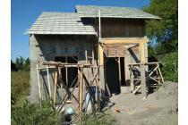 Rumah Murah di arah Bandara Baru Tanah Luas
