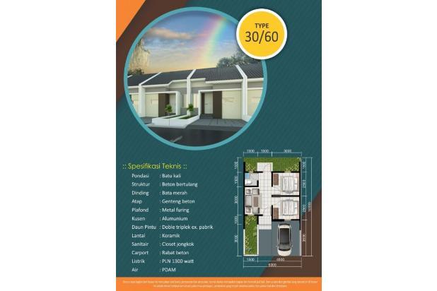 Rumah Subsidi Barat Surabaya 13799709