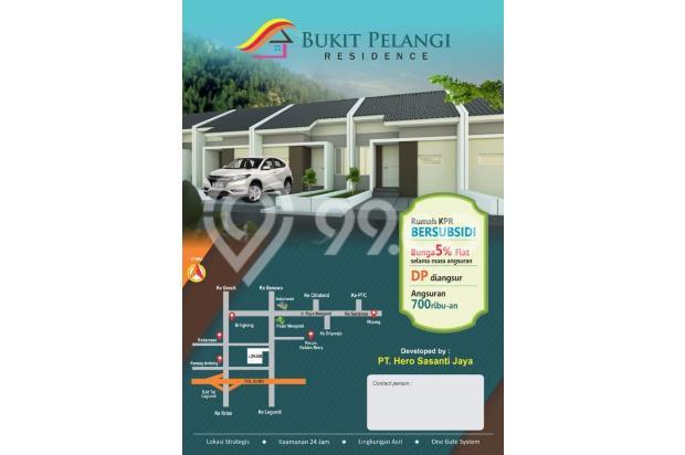 Rumah Subsidi Barat Surabaya 13799711