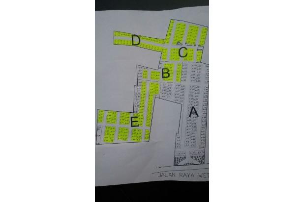 Rumah Subsidi Barat Surabaya 13799739