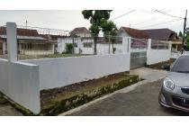 Tanah + Rumah semi permanen dijual di purwokerto