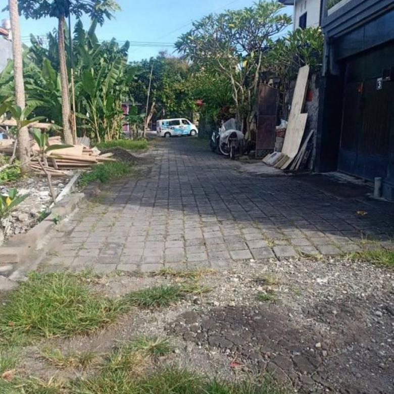 Tanah Lokasi Jln Suradipa Ayani Utara Peguyangan Denpasar