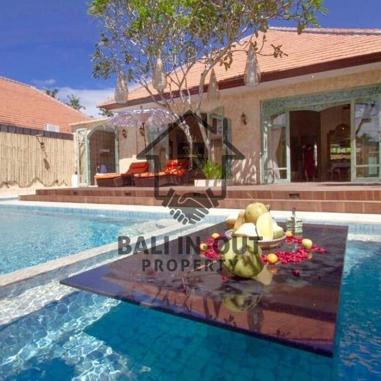 Dijual villa mewah lantai 1 lokasi dekat dengan canggu club