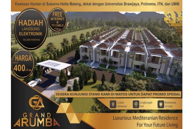 Grand Arumba, Rumah 400 jutaan di Kawasan Sukarno Hatta Kota Malang 17712898