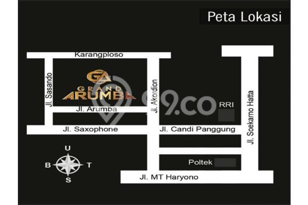 Grand Arumba, Rumah 400 jutaan di Kawasan Sukarno Hatta Kota Malang 17712899