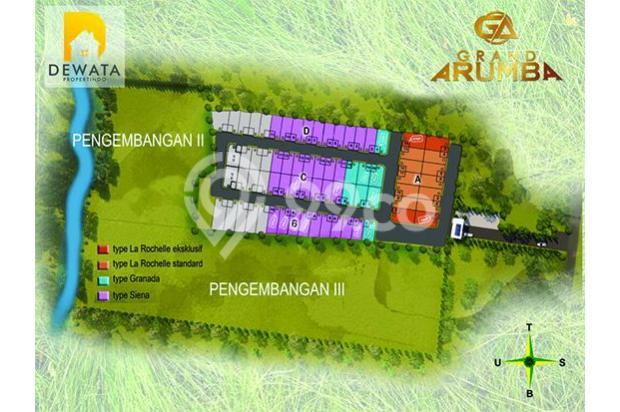 Grand Arumba, Rumah 400 jutaan di Kawasan Sukarno Hatta Kota Malang 17712913