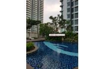 Ambassador Tower lantai 20 Semi Furnished TERMURAH (113 sqm, 2 kamar) St Moritz Puri indah, Jakarta Barat