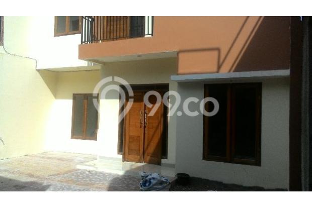 rumah baru 2 lantai dalam cluster di jagakarsa jakarta selatan 17341314