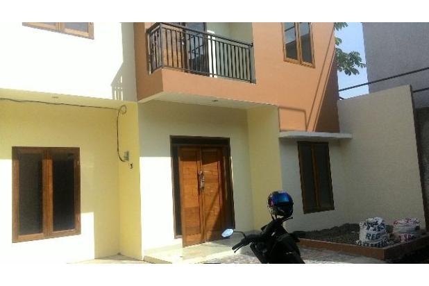 rumah baru 2 lantai dalam cluster di jagakarsa jakarta selatan 17341315