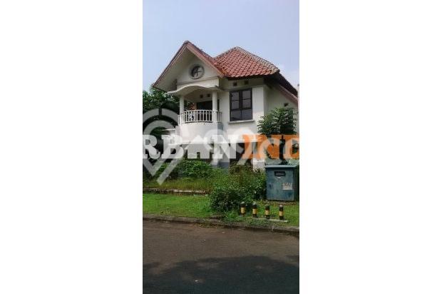 Dijual Rumah 2 Lantai Murah di Alam Sutera, Cluster Cemara - Tangerang 4299304