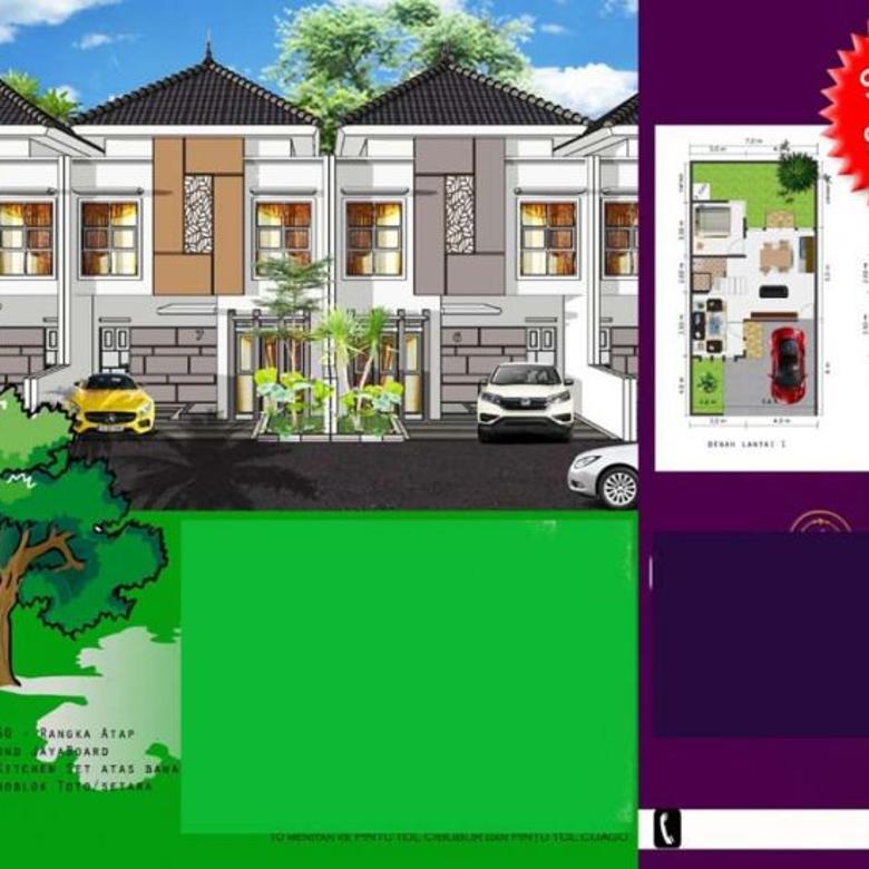 Rumah INDENT Ada 8 Unit Di Graha Kintamani MP5015CH
