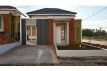 Rumah DP 0% free biaya2 dekat Waterpark,  Grand Depok City