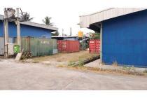 Dijual gudang baru di cikarang timur Luas Lahan 1.6 hektar