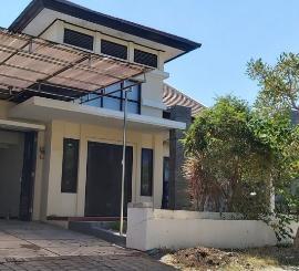 Rumah Citraland Palma Grandia Surabaya Kawasan Aman Lingkungan
