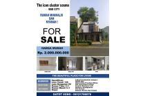 Rumah minimalis dan SUPER STRATEGIS !! di BSD CITY  Info lengk