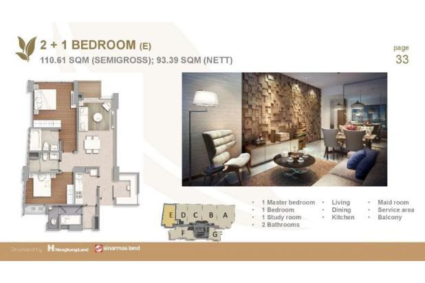 Rp3,29mily Apartemen Dijual