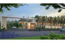 Perumahan Syariah Konsep Villa Royal Orchid Villa Cimahi