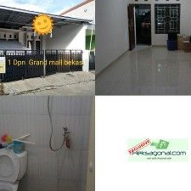 Rumah Dijual perumnas 1 depan grand mall bekasi hks4729