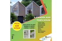 Promo 5 Unit Rumah 2 Lantai harga 1 Lantai di Kota Bandung