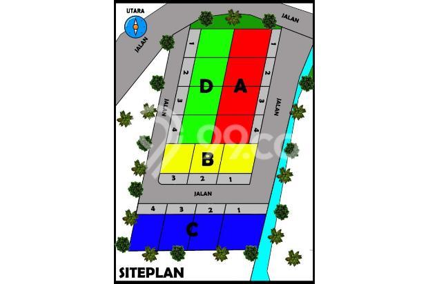 Perumahan KPR TANPA DP di Sawangan, Unit Terbatas 15893414