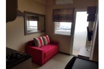 Apartemen nyaman di tengah Kota Jakarta 2BR (Hook view, akses mall dan tol)