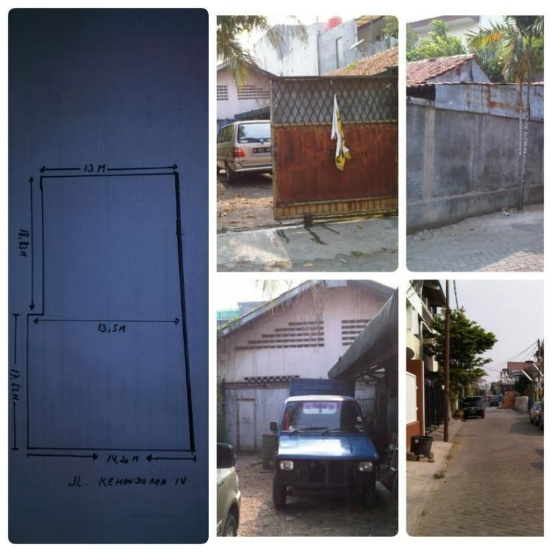 PALMERAH Gudang (hitung tanah) Kemandoran Jakarta Barat