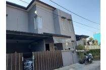 Rumah lantai 2 di pulau moyo dkt gerbang tol pesanggaran