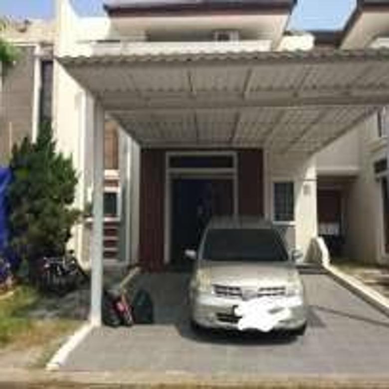 Rumah bagus lengkap dengan perabot di The Green BSD