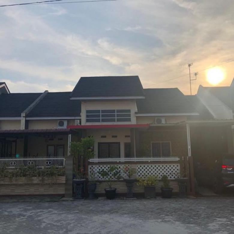 Dijual Cepat BU Rumah Minimalis Panam Pekanbaru