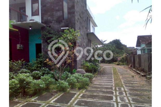 Jual BU Harga dibawah Pasar,, LT 929 m2 + 3 Unit Rumah dekat Kampus UGM,UII 12298991