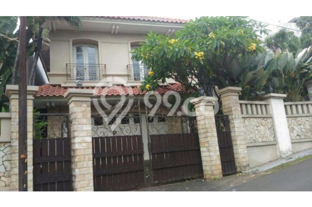 Dijual Rumah MurahnSiap Huni Di Kemang Jakarta Selatan 17150028