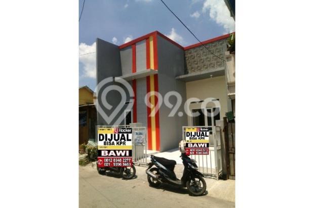 Rumah minimalis di harapan indah 6012172