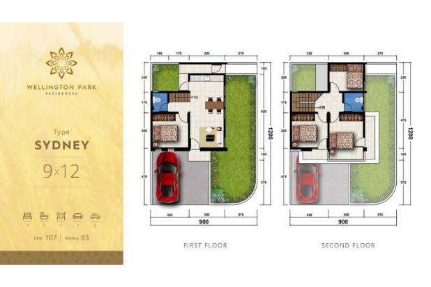 Beli Rumah 2 Lantai Dapat CASHBACK Ratusan Juta Rupiah 16509012