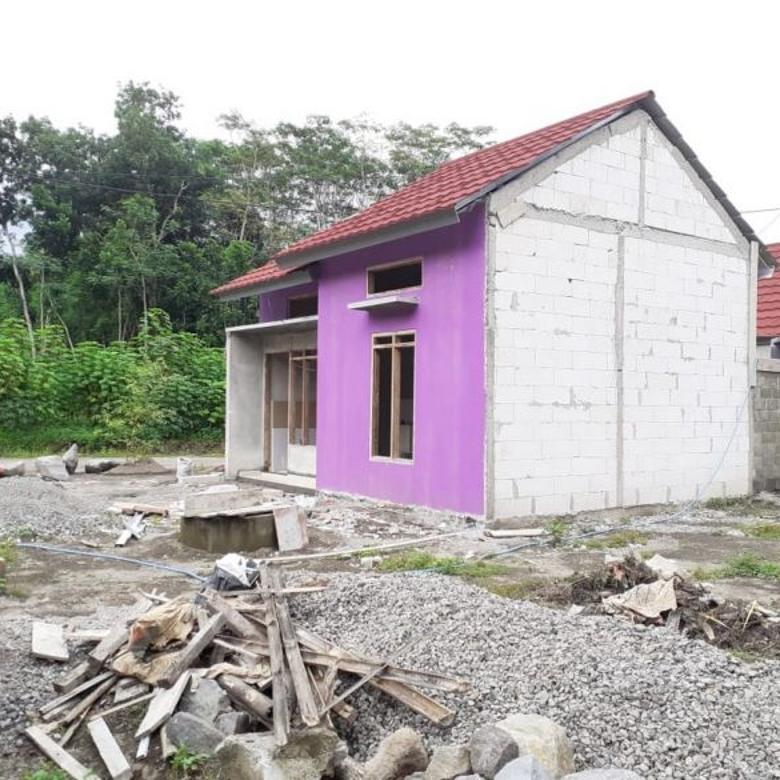 Rumah Murah 100 Juta-an Legalitas SHM dan IMB Dekat Jalan Solo