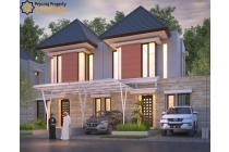 Rumah Murah Mewah skema 100% Syariah di Cipageran Cimahi  Bandung