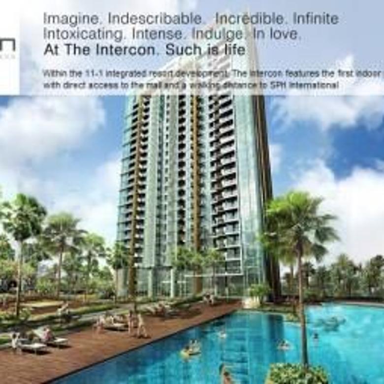 Dijual Brand New Apartemen Type Studio di Kemang Village Jakarta