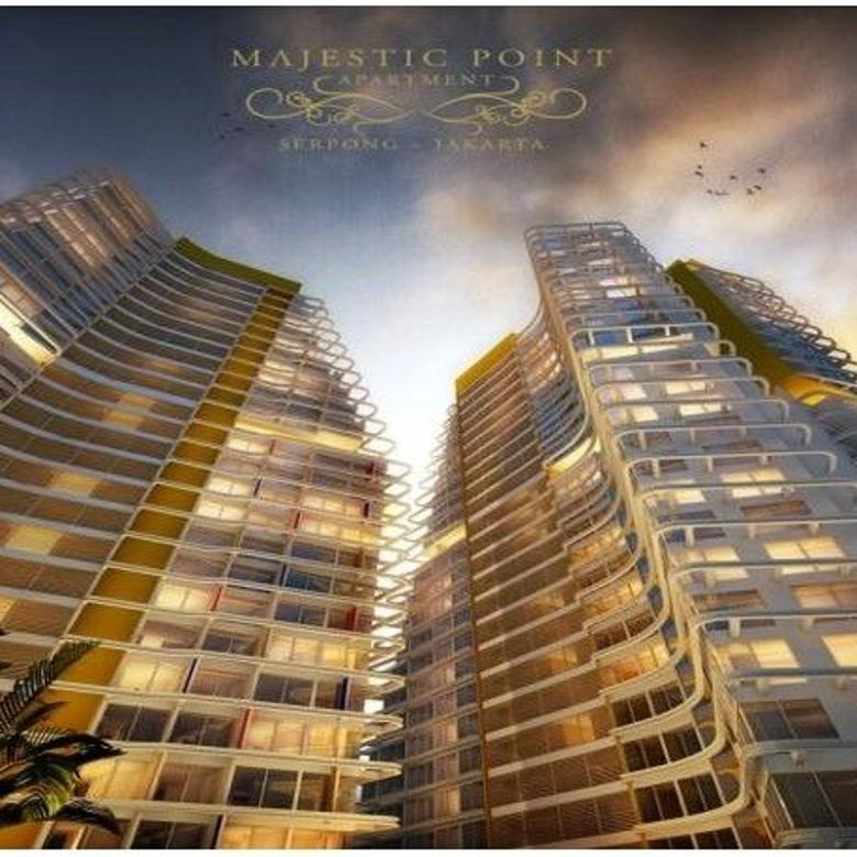 Apartemen Majestic Point - Serpong - Tangerang - Banten
