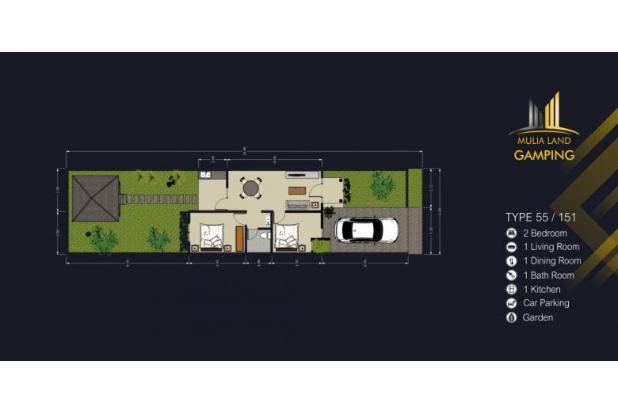 Rumah Dijual di Jalan Wates dekat Jalur Bandara Baru Jogja 16226306