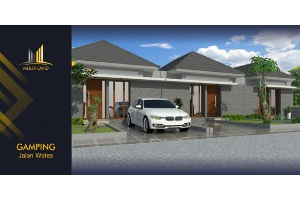 Rumah Dijual di Jalan Wates dekat Jalur Bandara Baru Jogja 16226308