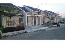 Rumah baru hrg 500jt diskon 25jt lokasi area margahayu