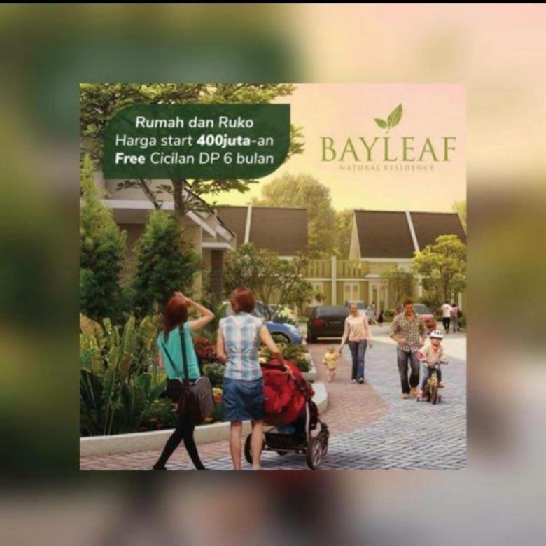 BAYLEAF RESIDENCE Perumahan Modern dan Natural
