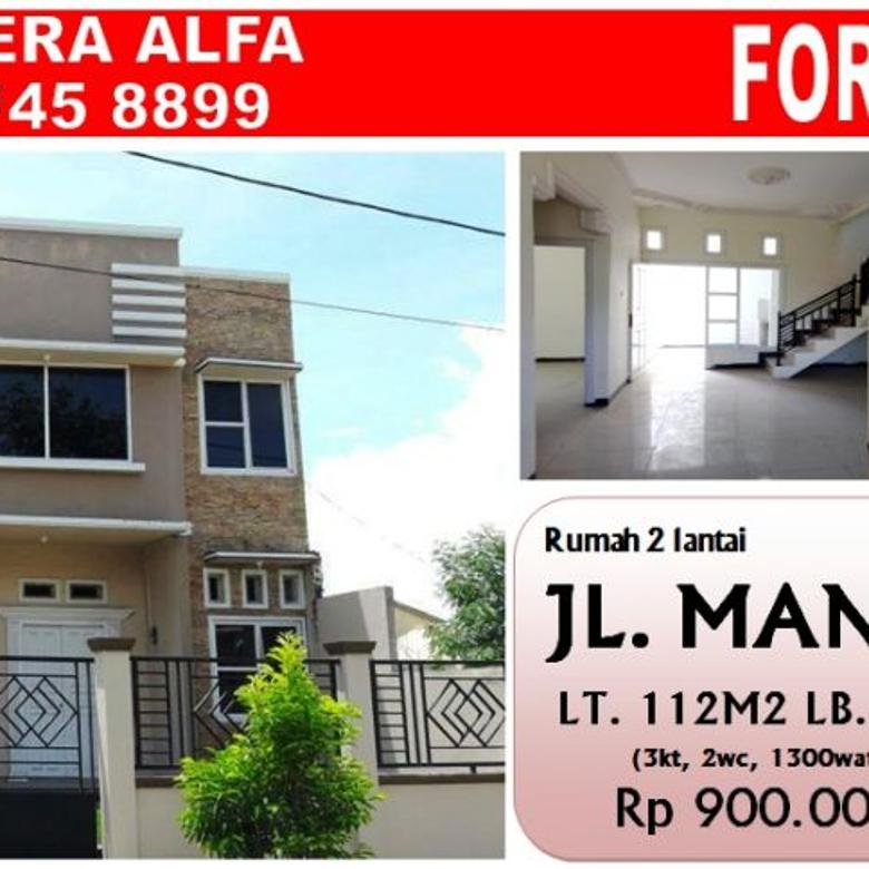 Dijual rumah siap huni di wilayah Palu barat kota palu