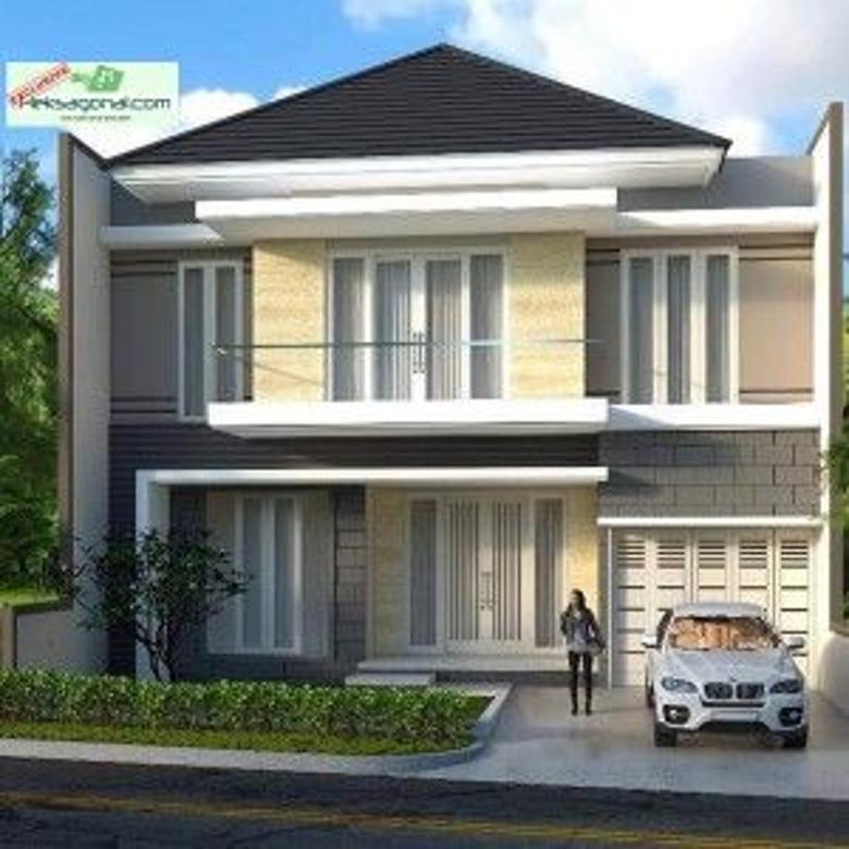 Rumah Dijual Manyar Tirtomoyo Surabaya hks6002