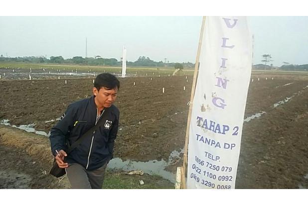 Cicilan 800Ribuan Tanpa DP | KPR Kavling Tanah Syariah Tambelang, Bekasi 15422536